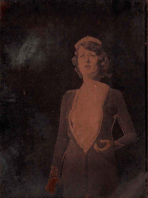 Cybèle (Rosanne van Sandwijk), 3/9, Kupfer geätzt, Tiefdruckfarbe, 11,5 x 8,5 cm, 2015